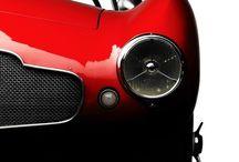 Ride on. / Automotive design.