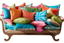 Lacefield Pillows / Decorative throw pillows designed by Lacefield. Made in the USA. / by LACEFIELD