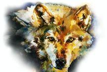 My Illustrations & Drawings / kathymortonstanion.com / by Kathy Morton Stanion