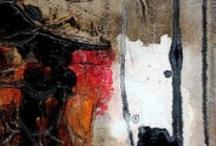 My Abstract Art / kathymortonstanion.com / by Kathy Morton Stanion