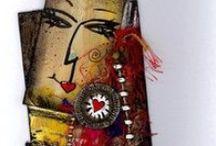 My Art Dolls / kathymortonstanion.com / by Kathy Morton Stanion