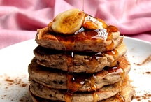 """Pancakes / """"I think children are like pancakes. You sort of ruin the first one, and you get better at it the second time around."""" - Kelly Ripa"""