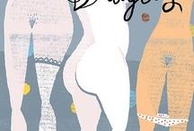 Graphic Art & Design Inspiration / by Kathy Morton Stanion