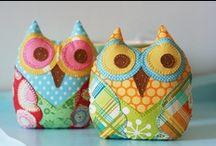 Owls / by Monia Filipe
