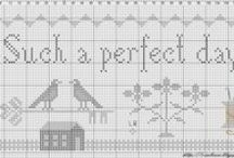 Cross stitch Freebe