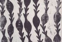 Pattern and textile / by Rebekka Mørken Valdmanis