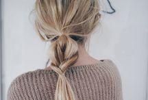 fashion // hairstyle