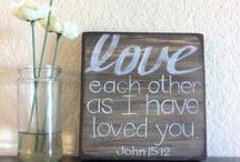 Love & Faith / by Jillyn