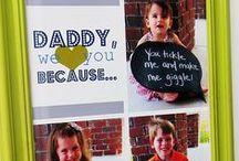 Father's Day Ideas / by Winnie Milner