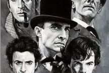 Elementary My Dear Watson / Victorian London / by Kim Harris