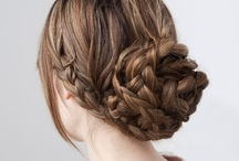 Hairstyles - Long Hair / What I would like to be able to do (myself) with my long hair! / by Kim Harris