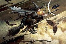 Samhain / The First Season of Wicca / by Kim Harris