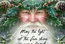 Yule/Winter Solstice / The Second Season of Wicca / by Kim Harris
