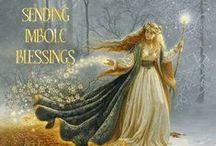 Imbolc / The Third Season of Wicca / by Kim Harris