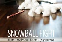 Snow day & winter fun / by Winnie Milner