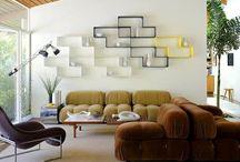 Living room ideas / by Monia Filipe