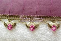 Crochet Trims and Edgings / by Laura Palka