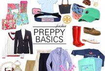 Preppy:) / by Lilly Robbins