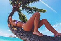 beachy/summa / by Lilly Robbins