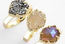 pretty jewelry / by Lilly Robbins