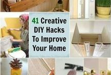 I Can Do That! / Handy tips & misc. DIY. / by Kim Harris