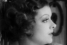 Myrna Loy / One of my all time favorite actresses!  Love her style and smile. / by Kim Copél