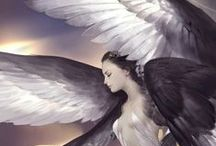 Angels / Archangels and Guardian Angels / by Kim Harris