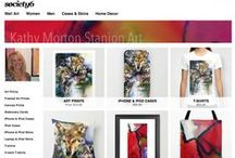 Society 6 Items by Kathy Morton Stanion / http://society6.com/kathymortonstanion / by Kathy Morton Stanion