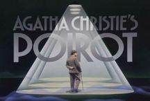 "The Little Grey Cells / Agatha Christie's ""Poirot"" / by Kim Harris"