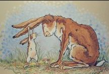 Guess How Much I Love You / Illustrations by Anita Jeram / by Kim Harris