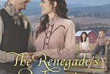 THE RENEGADE'S REDEMPTION / Harlequin Love Inspired Historical (July 2017)