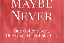 Maybe Never (Young Adult Romance)