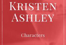 Kristen Ashley Characters (Fun)