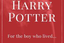 Harry Potter (Fun Stuff)
