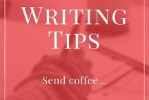 Writing Tips (Advice)