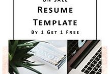 Resume Templates / lucatheme.etsy.com Welcome to our shop LucaTheme! We specialize in designining modern, useful and professional resume templates. Our templates will serve You to present Your skills, achievements and experience in order to shape You skills on the new position and get Your dream job. Buy 1 Get 1 Free.