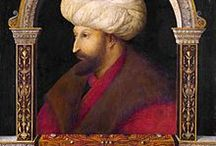 Osmanlı İmparatorluğu / Ottoman Empire, empire created by Turkish tribes in Anatolia that grew to be one of the most powerful states in the world during the 15th and 16th centuries. The Ottoman period spanned more than 600 years and came to an end only in 1922, when it was replaced by the Turkish Republic. The founder of Ottoman Empire was Osman Ghazi.