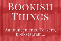 Bookish Things (Info)