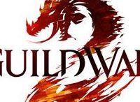 Guild Wars / ArenaNet, Games, mmorpg, Fantasy, Art , rpg,