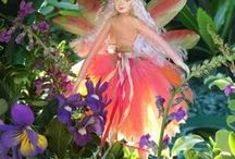 Millys Fairies / A magical collection of fairy, elf and forest characters : www.millysfairies.com