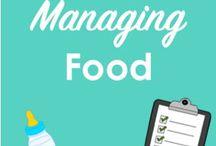 Managing Food