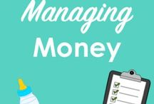 Managing Money / Money, budgeting, finances, personal finance, couponing, saving, discounts