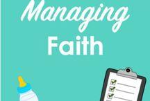 Managing Faith