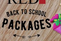 Summer Holiday Packages at Red Hair Salons! / Red Hair are here to look after your pocket as well as your hair this Summer! Check out some of our fantastic deals, there's something for everyone!
