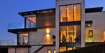 Individual House Design / Showcasing some bespoke house designs created by The Godfrey Partnership, Tiegnmouth, Devon.