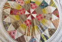 CRAFTS: quilts fabric & patchwork