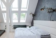 Attic / Inspiration for a project in the 3rd level of my parents house....can't wait!