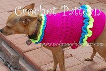 Crochet Pattern For Dogs