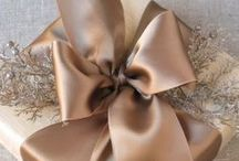 Gift Giving: Wrap it up Pretty!  / by Joyce Warren