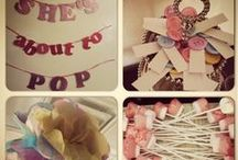 BabyShower Ideas for SiS's Widdles / when I become Ciocia Karrie ;) / by Karrie ღ Miller ❁